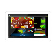 Tablet 1016 Hd Quad Core Android Bluetooth Blanco Techpad