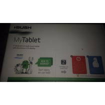 Tablet 7 Pulgadas Bush Android Oferta!!