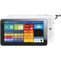 Tableta Celular 7 Libre Para Cualquier Compañia Dos Camaras