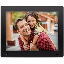 Portaretrato Digital 12pulg Hd Con 8gb Sensor Foto Video Nix