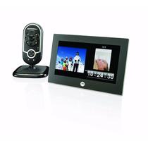 Motorola Portaretrato Digital 6pulg Con Cámara Inalámbrica