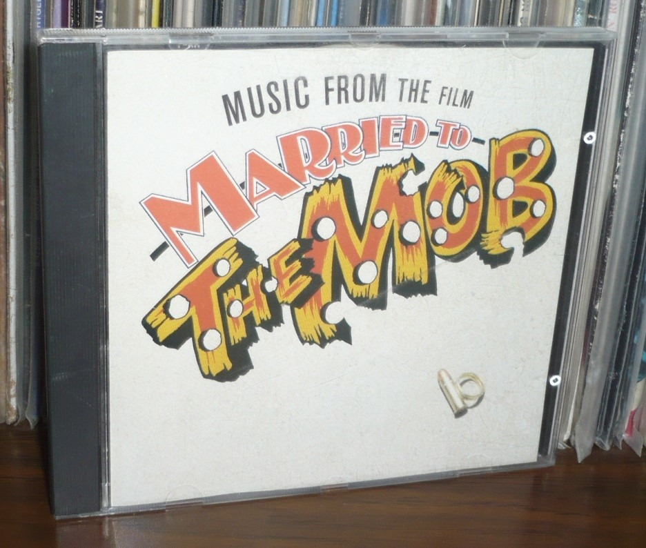 Married To The Mob Cd Soundtrack Casada Con La Mafia - $ 120.00 en ...