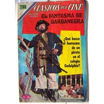Historieta, Clásicos Del Cine, El Fantasma De Barbanegra Css