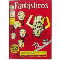 Historieta, Los 4 Fantasticos N°102, Editorial La Prensa Css