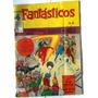 Historieta, Los 4 Fantasticos N°40, Editorial La Prensa Css