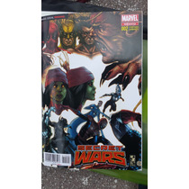 Secret Wars #1 Y 2 N Español Portadas Variantes - Wolverine