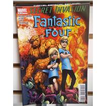 Los Cuatro Fantasticos 03 Secret Invasion Televisa