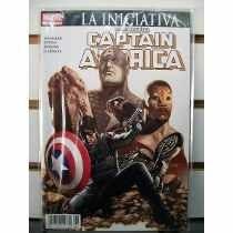 Captain America. La Iniciativa 1. Marvel México.