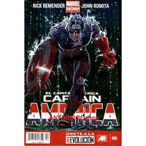 Marvel Capitan America #6 Marvel Mexico