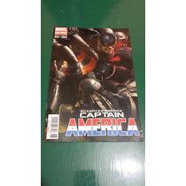 Revista Marvel El Capitan America 023 Edi Televisa Variante