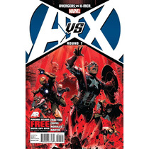 Avengers Vs Xmen Round 7 - Comics - Marvel Mexico