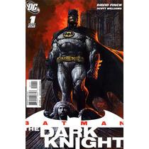Batman: The Dark Knight Vol. 1 (01-05)- Colección-dc Comics