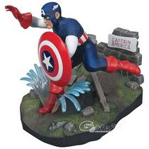 Polar Lights Avengers Capitan America Armar Pintar 1/8 Comic