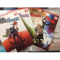 Marvel Comics Marvel Universe Vs. The Avengers