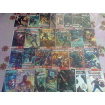 Capitan America Colección Completa En Español 27 Comics