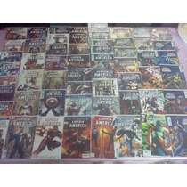 Capitan America Colección Completa En Español 57 Cómics