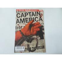Civil War Epilogo Muerte De Capitan America Televisa De 2006