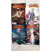 Marvel Comics, Secret Wars 1, Amazing Spiderman, Thor #1