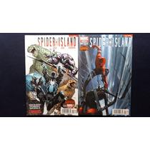 Secret Wars Spider Island #2, Civil War, Marvel Comics
