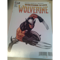 Comics De Coleccion Marvel Reino Oscuro La Lista Wolverine