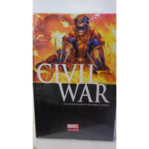 Civil War Variante Marvel Deluxe Pasta Dura