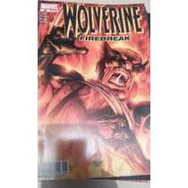 Comic De Coleccion Marvel Wolverine No. 45 Edit. Televisa