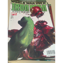 Comics De Coleccion Marvel World War Hulk Iron Man
