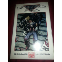 Marvel Comic Civil War Capitan America The Death Of Dream