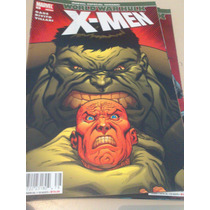 Comics De Coleccion Marvel World War Hulk X Men