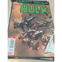 Comics De Coleccion Marvel World War Hulk 11