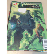 Comics De Coleccion Marvel World War Hulk Gamma Corps