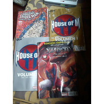 Lote Comics Marvel Wolverine Monster Avenger Xmen House Of M
