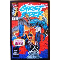 Ghost Rider Vs Venganza / Marvel Comics