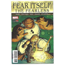 Fear Itself The Fearless # 5 - Editorial Televisa