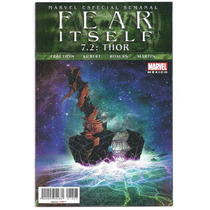 Fear Itself 7:2 Thor - Editorial Televisa