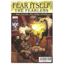Fear Itself The Fearless # 7 - Editorial Televisa