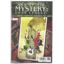 Journey Into Mystery # 7 Fear Itself - Editorial Televisa