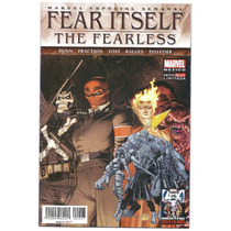 Fear Itself The Fearless # 8 - Editorial Televisa