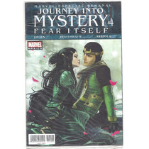 Journey Into Mystery # 4 Fear Itself - Editorial Televisa