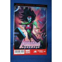 Marvel Especial Semanal Infinity #01 (avengers Assemble)