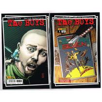 The Boys # 2 - Dynamite Comics - Editorial Panini