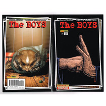 The Boys # 3 - Dynamite Comics - Editorial Panini