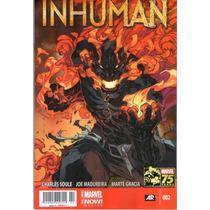 Marvel Inhuman #2 Marvel Mexico