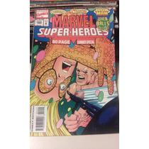 Comic Marvel En Ingles Super Heroes Summer Special