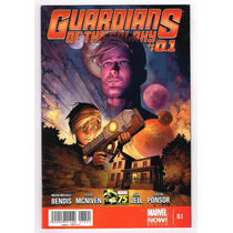 Guardians Of The Galaxy # 0.1 - Marvel Now! - Televisa
