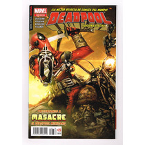 Deadpool Edicion Especial - Masacre - Editorial Televisa