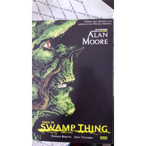 The Swamp Thing Libro 1 N Español Alan Moore Edit Telev