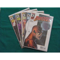 Marvel Comics Paquete Daredevil (2nd Series) 4, 5, 6, 7 Y 8