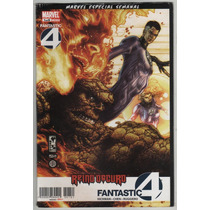 Fantastic Four # 1 - Reino Oscuro - Editorial Televisa