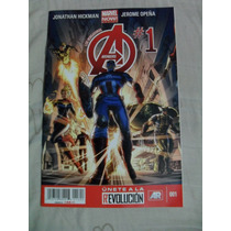 Avengers #001 Marvel Now N Español 48 Páginas Hulk